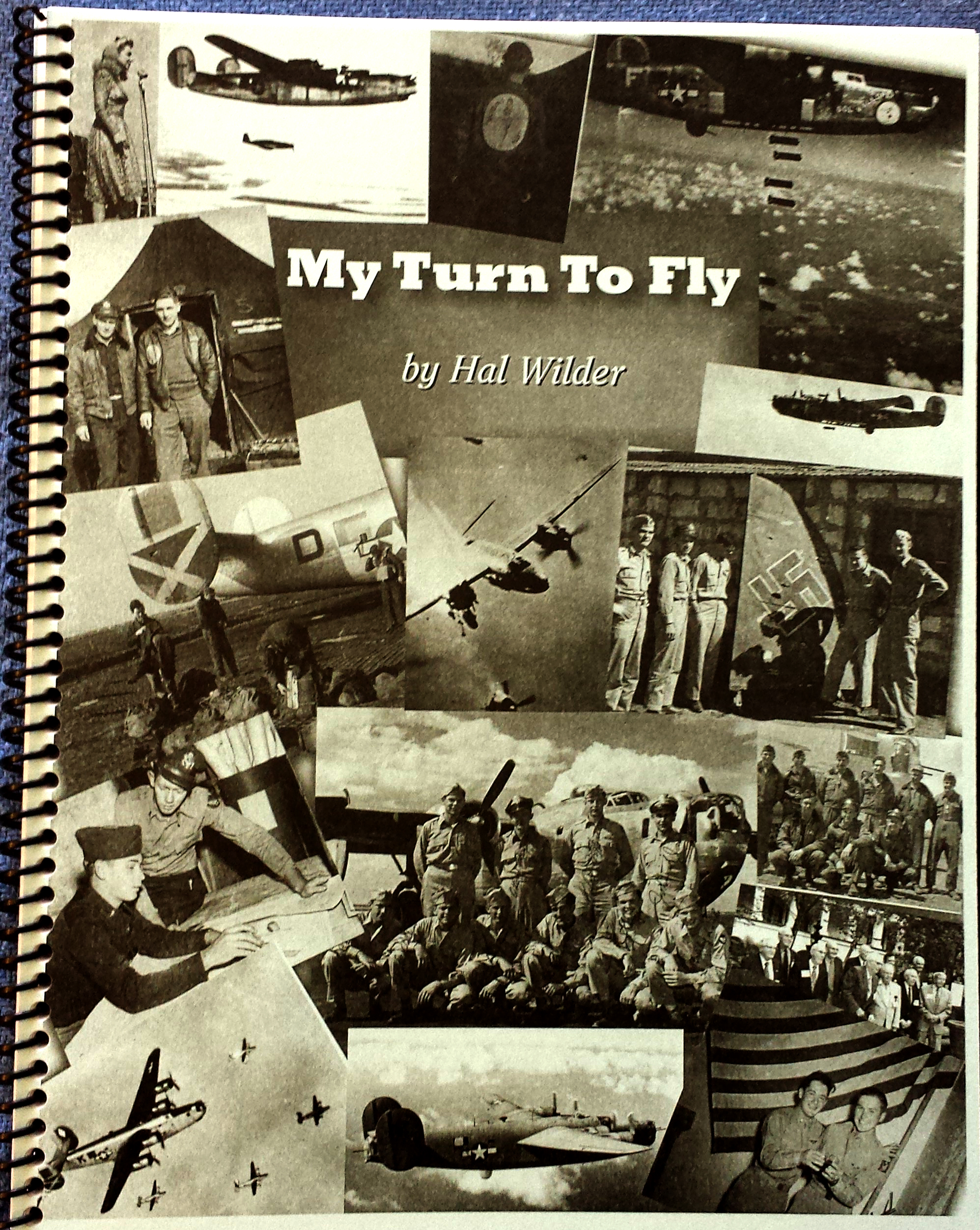 My turn to fly